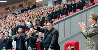 Kim Jong-un Uses Anti-Aircraft Gun To Execute High-Ranking Official For SLEEPING In Meeting