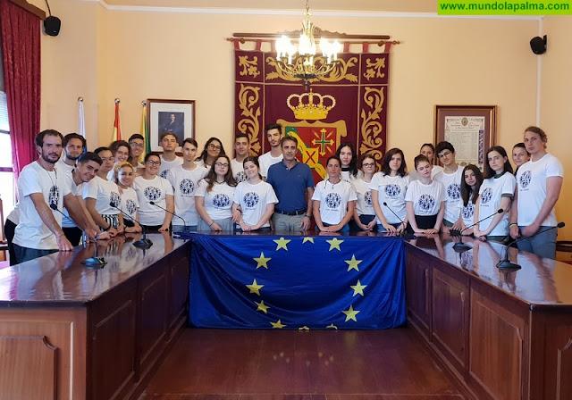 El Punto de Información Juvenil de San Andrés y Sauces reedita su participación en el Erasmus+ con su nuevo proyecto 'Our Change'