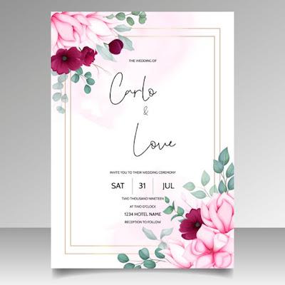 template undangan