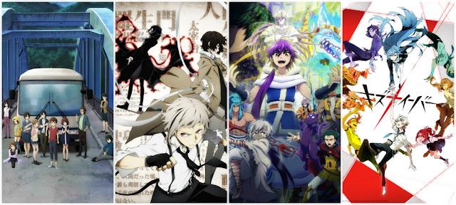 Anime Spring 2016