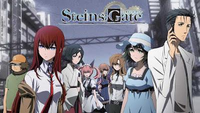 8 Fakta Stein;Gate Anime Bergenre Sci-Fi Terbaik Terpanjang Masa