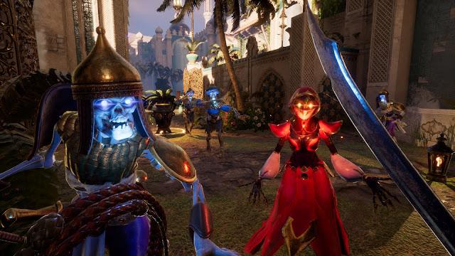 City of Brass grátis na Epic Games