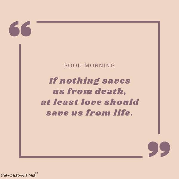 good morning text to your crush quotes
