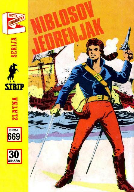 Niblosov jedrenjak - Komandant Mark