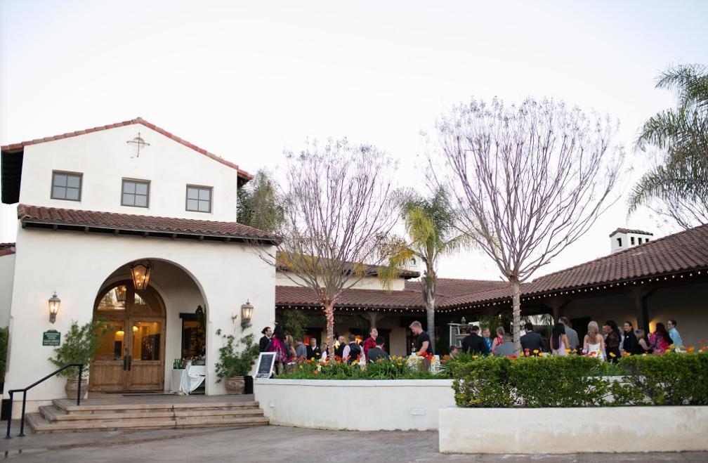 Wedgewood Fallbrook North County San Diego Wedding Venues