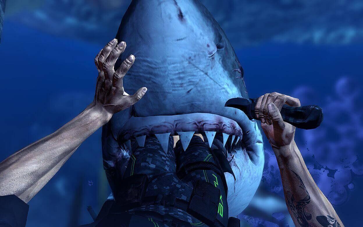 depth play as monster