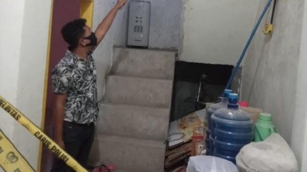 Berkali-kali Gagal Bunuh Diri, Iwan Tewas Gantung Diri di Dapur Samsul