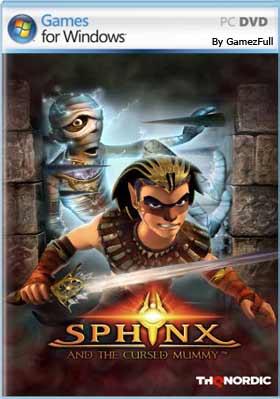 Sphinx and the Cursed Mummy PC [Full] Español [MEGA]