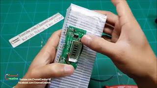 membuat sendiri power bank 100.000 mAh dari baterai laptop