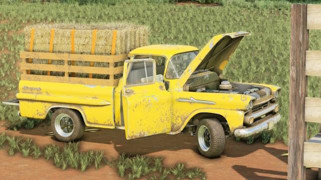 Pickup F-100 1975 + Chevrolet Apache 1958 PC/Mac - XB1/PS4 v2.0.0.0
