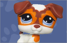 LPS Jack Russell Figures