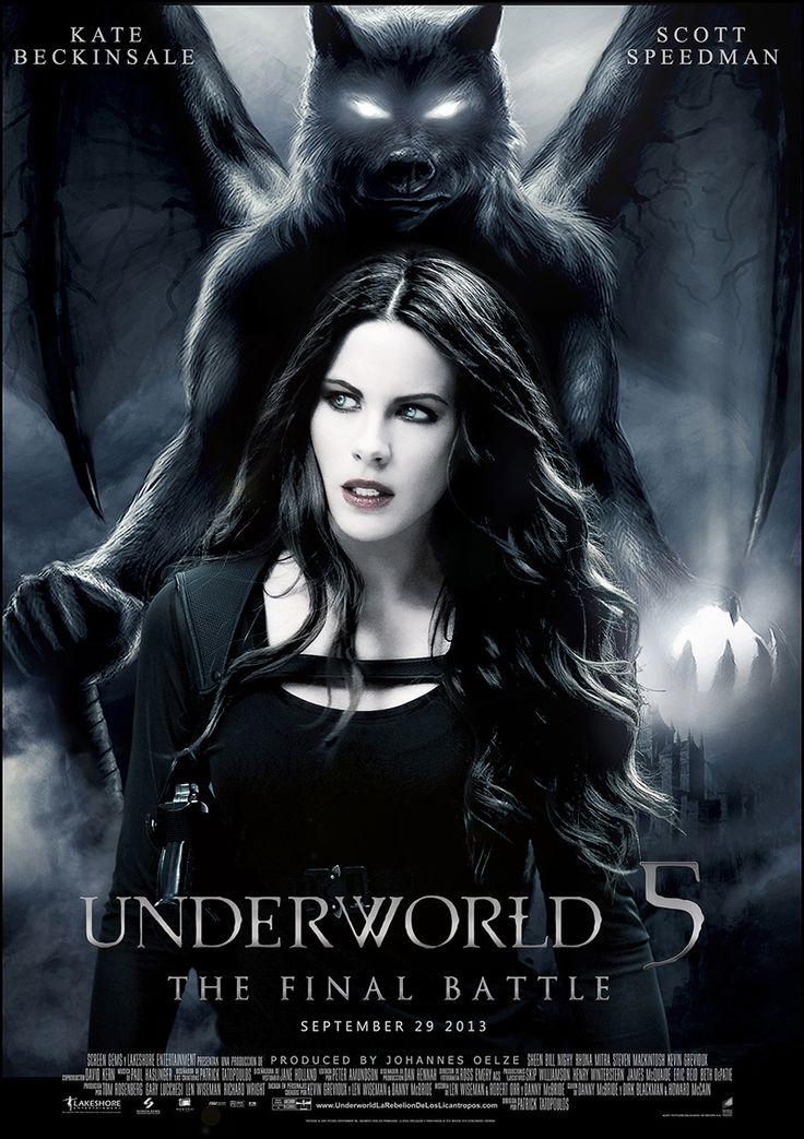 Underworld 5: Next Generation สงครามโค่นพันธุ์อสูร 5 [HD]