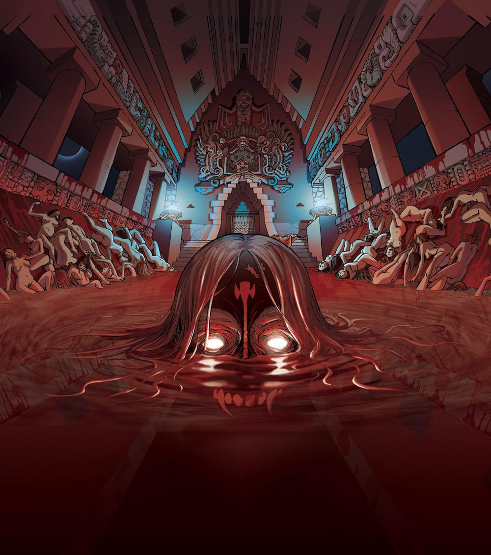 La tombe de Cain