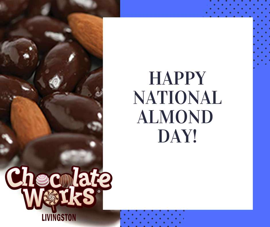 National Almond Day Wishes Awesome Picture