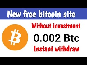 New latest Bitcoin mining website 2020  Earn Bitcoin without investment  bitcoin earning