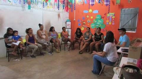 SCFV e CRAS promovem roda de conversa na Inspetoria em alusão ao Dia Mundial de Combate ao Trabalho Infantil