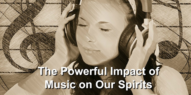 God created music for our benefit