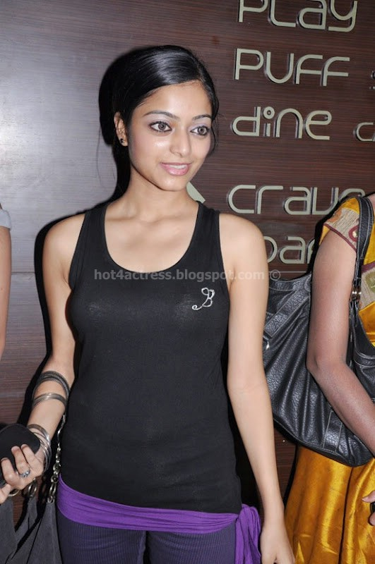 Janani Iyer Hot and Sexy In Tight Dress