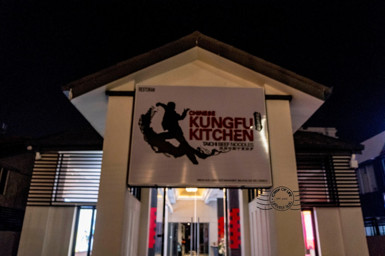 The Taste of Ningxia (宁夏) China Cuisine @ Kung Fu Kitchen, Georgetown, Penang