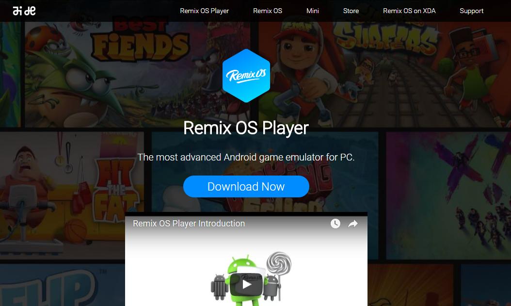 Image%2B001 - Remix OS Player - 高端的 Android 6.0.1模擬器,讓你在電腦上玩手機遊戲、可多開視窗、極類似PC的操作模式