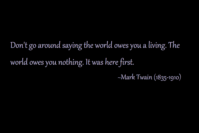 best quotations by mark twain