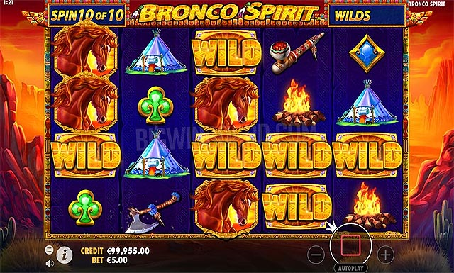 Ulasan Slot Pragmatic Play Indonesia - Bronco Spirit Slot Online