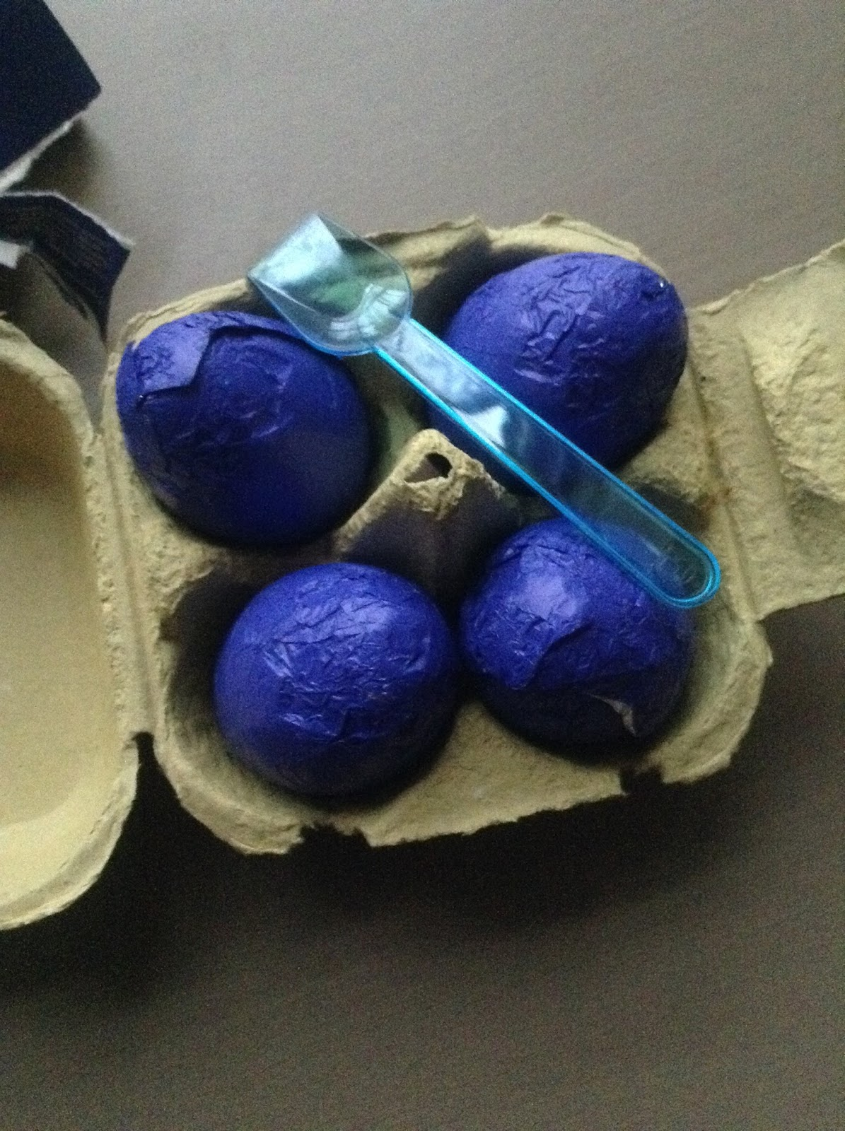 Spoon it out easter eggs poundland spoon it out easter eggs negle Choice Image