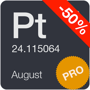 Aplikasi Periodic Table 2017 Pro v0.1.31 Patched For Android