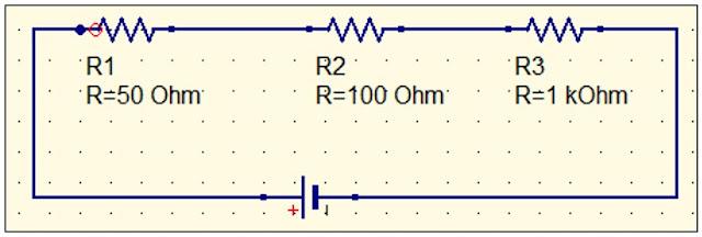 Contoh Soal Resistor Seri dan Pembahasannya