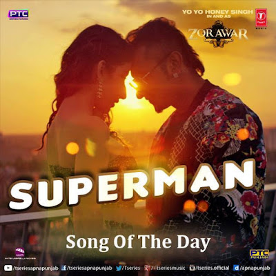 Superman - Zorawar | Yo Yo Honey Singh