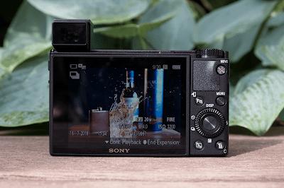 كاميرا سوني RX 100 VII