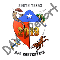 North Texas RPG Con: Day 2 Report