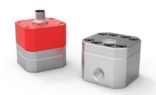 ZHM CT Series Kem Kupper Gear Flow Meters