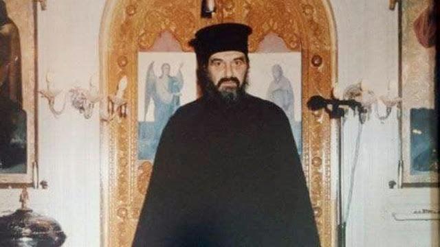 Εκοιμήθει ο Ιερέας Χριστοφόρος Καχριμάνης από την Πυργέλα Αργολίδας
