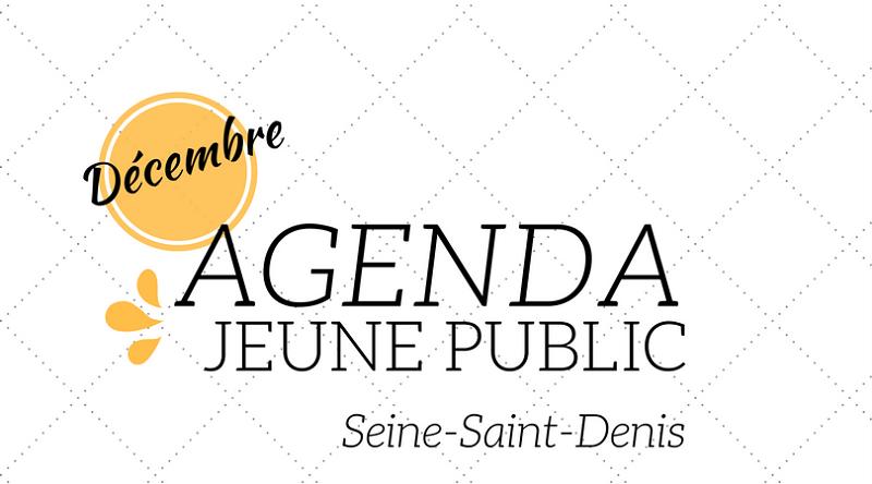 Agenda jeune public décembre 2016