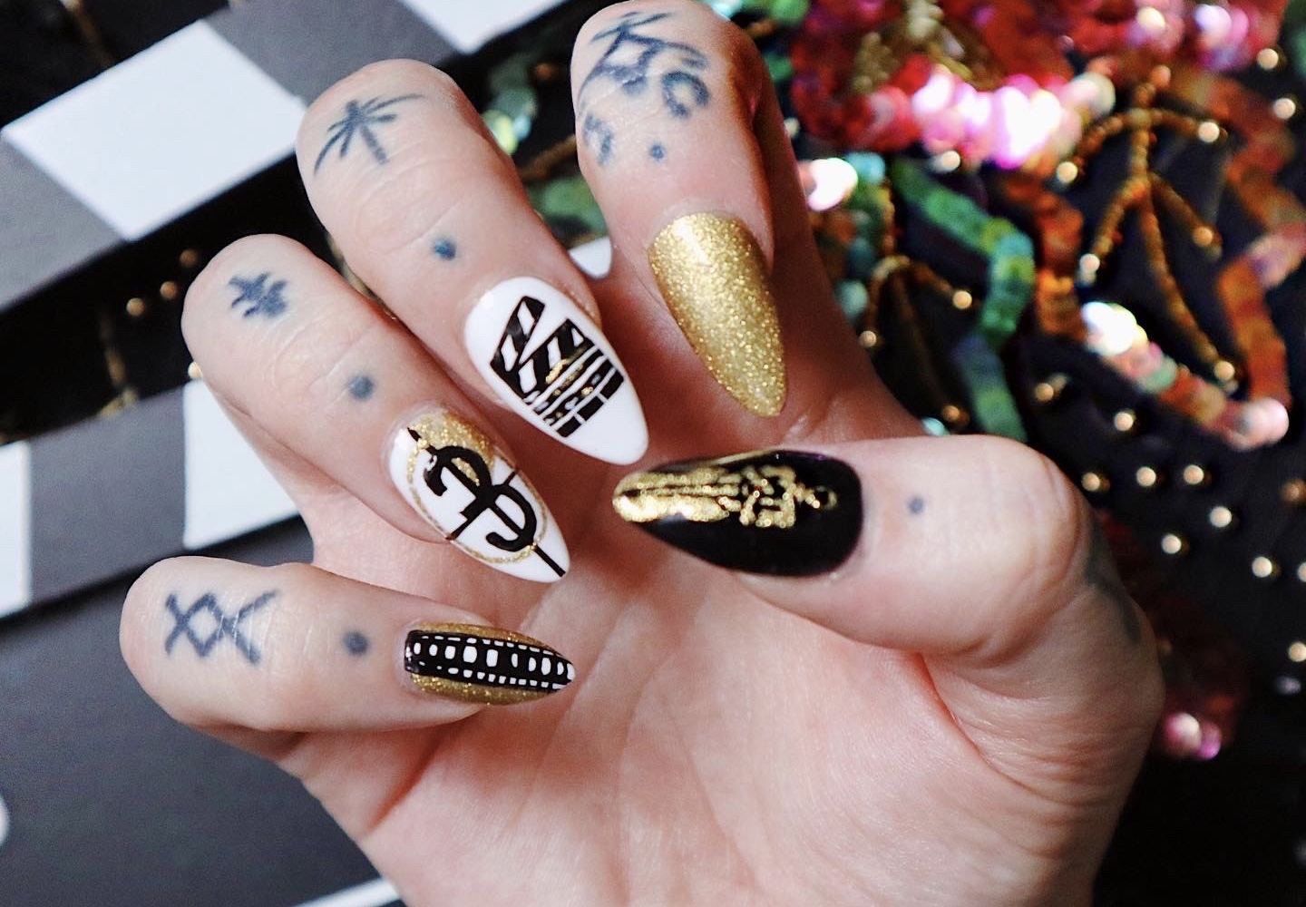 nails by graffiti beauty stamford