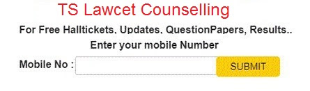 TS lawcet Counselling 2021