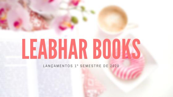 leabhar books lançamentos 1 semestre 2020