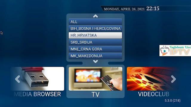 IPTV Stbemu codes portal Links Watch TV live online via iptv