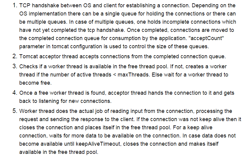 Tech Team Lead News: Tomcat 7 request processing threading