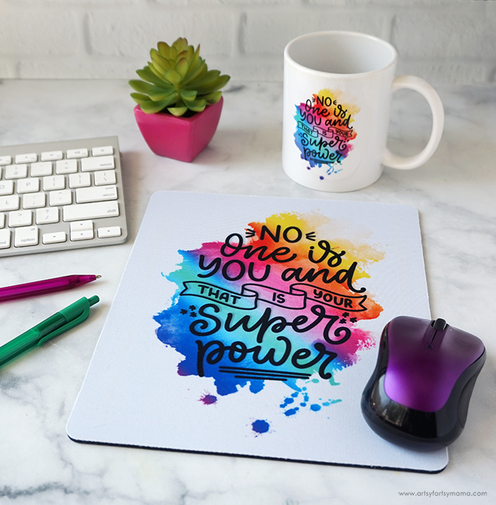 DIY Sublimation Crafts with Sawgrass