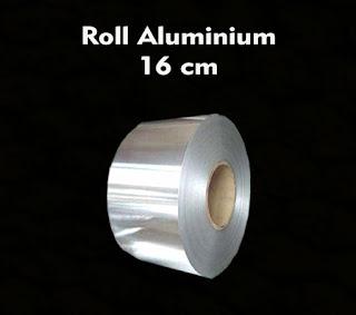 jual kemasan roll aluminium foil untuk gula semut
