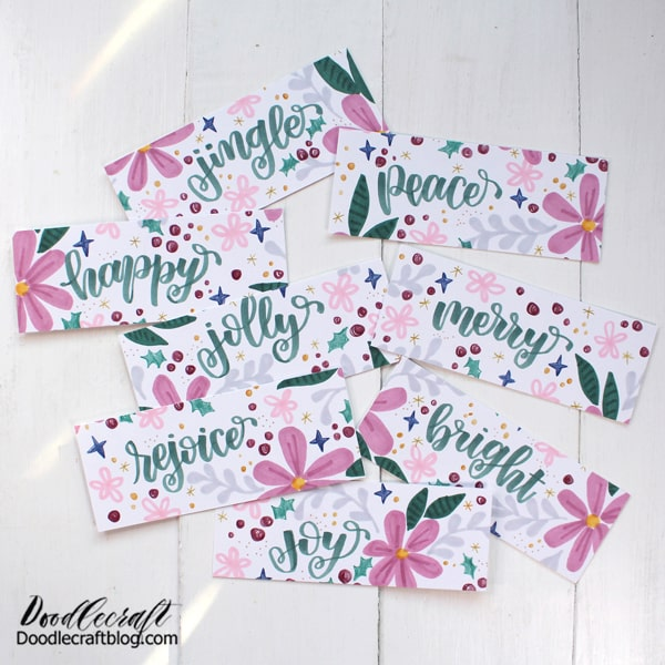 Hi friends! I'm super excited about this craft today. Tombow just released a new VIP Club Creativity Kit with all the Design Team favorites! This kit is fabulous because it gives you a wide range of tools so you can try out different mediums. I used them all in this fun Christmas Gift Tag craft!