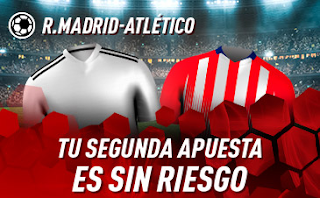 sportium promocion Real Madrid vs Atletico 27 julio 2019