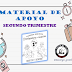 MATERIAL DE APOYO DEL 2DO. TRIMESTRE (DICIEMBRE A MARZO) PARA PRIMER GRADO, ciclo escolar 2020-2021.