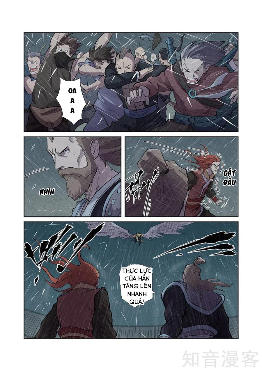 Yêu Thần Ký chap 246 - Trang 10
