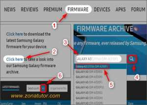 Cara Download Frimware Hp Samsung Android Origunal