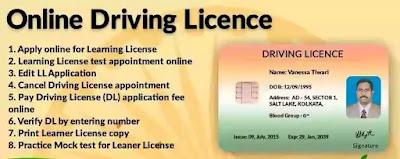 learning license online