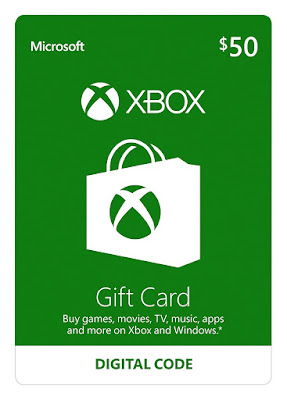 Xbox Gift Card (Digital Code)