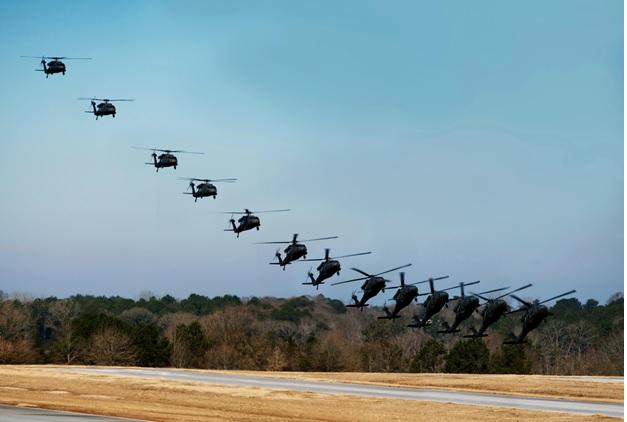 Autorotation Helicopter Penerbad